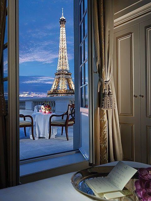 En tour en France